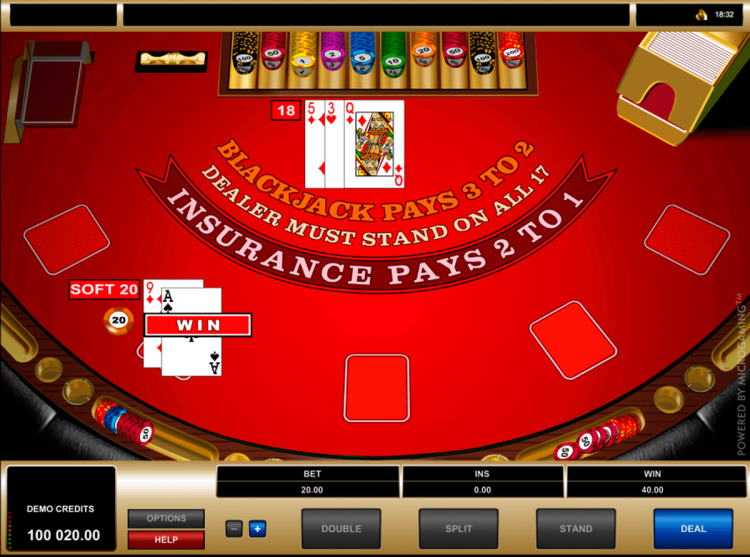 Free Online Blackjack A Great Way Of Entertainment Online